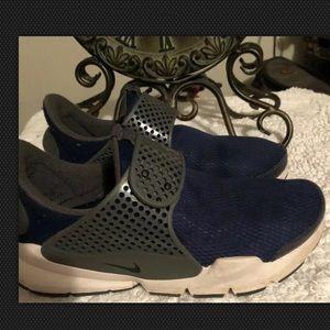 069f97ec85e Nike Shoes - Nike Boy s Mesh Sock Dart HD3 Binary Blue